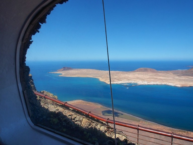 Marvel at the natural beauty of Lanzarote