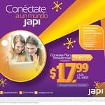 INternet banda ancha JAPI el salvador