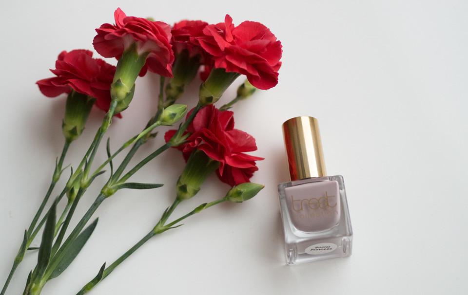 treat collection nail polish social princess