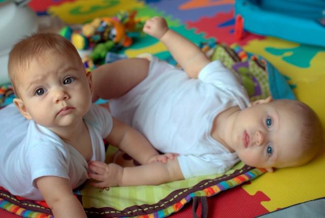 mamme di gemelli