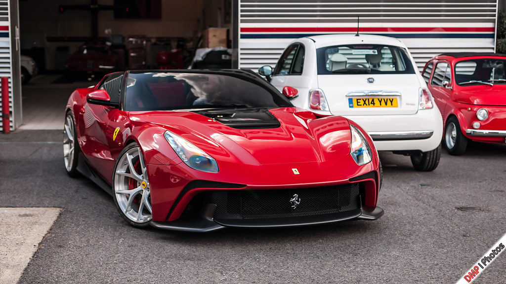 F12 TRS Awesome Looking One Off Ferrari You Can Also