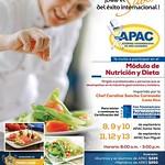 Modulo de nutricion y dieta internacional