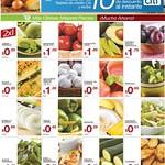 Martes de FRUTAS y VERDURAS en supermercado - 02sep14