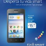 huAWEI Y330 a tan solo 15 dolares gracias a TIGO smart - 07ago14