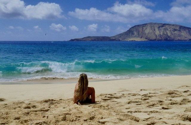 Relax on Lanzarote's many beautiful beaches