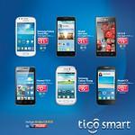 Precios bajos TIGO smartphones - 05sep14
