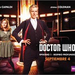DOCTOR WHO en formato gigante de cinemark - 27ago14