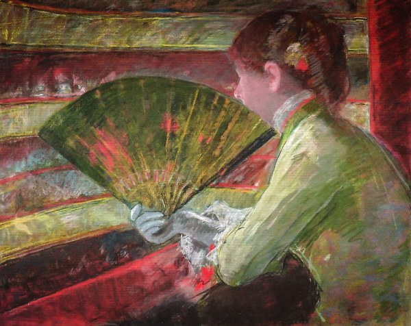 Mary Cassatt Art Gallery