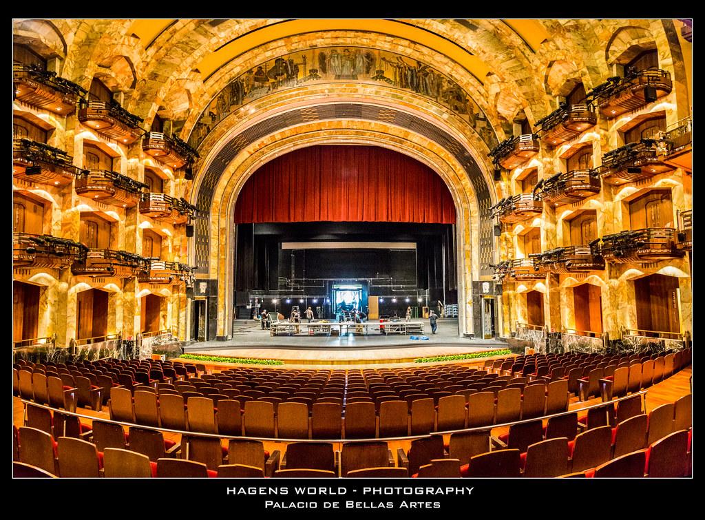 Palacio de Bellas Artes  El Palacio de Bellas Artes ubicad  Flickr
