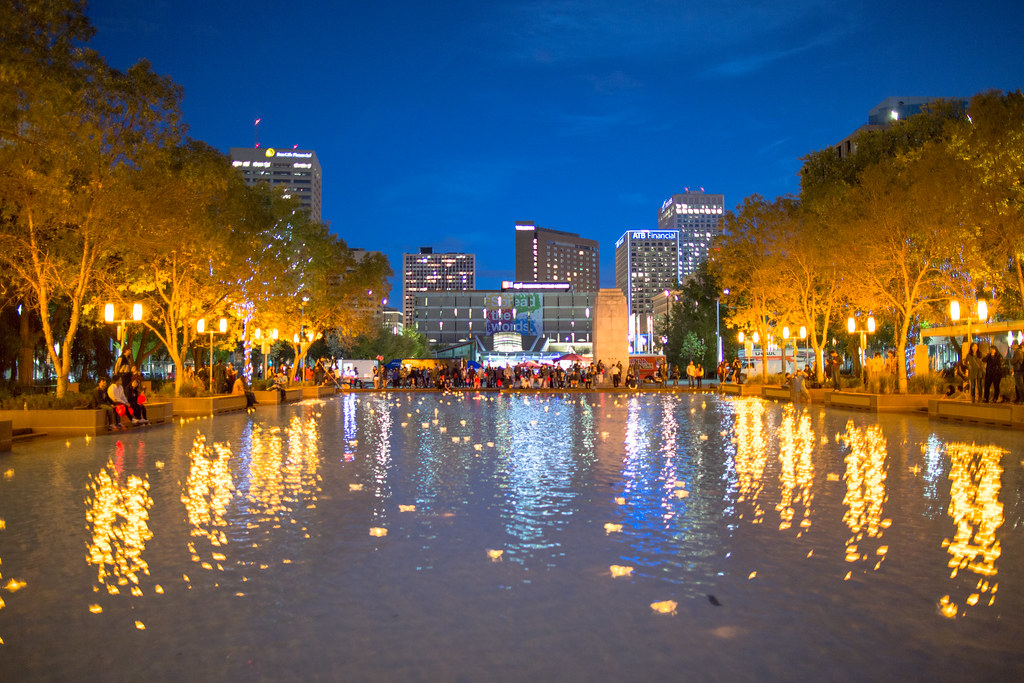 Edmonton Mid Autumn Lantern Festival Iqremix Flickr