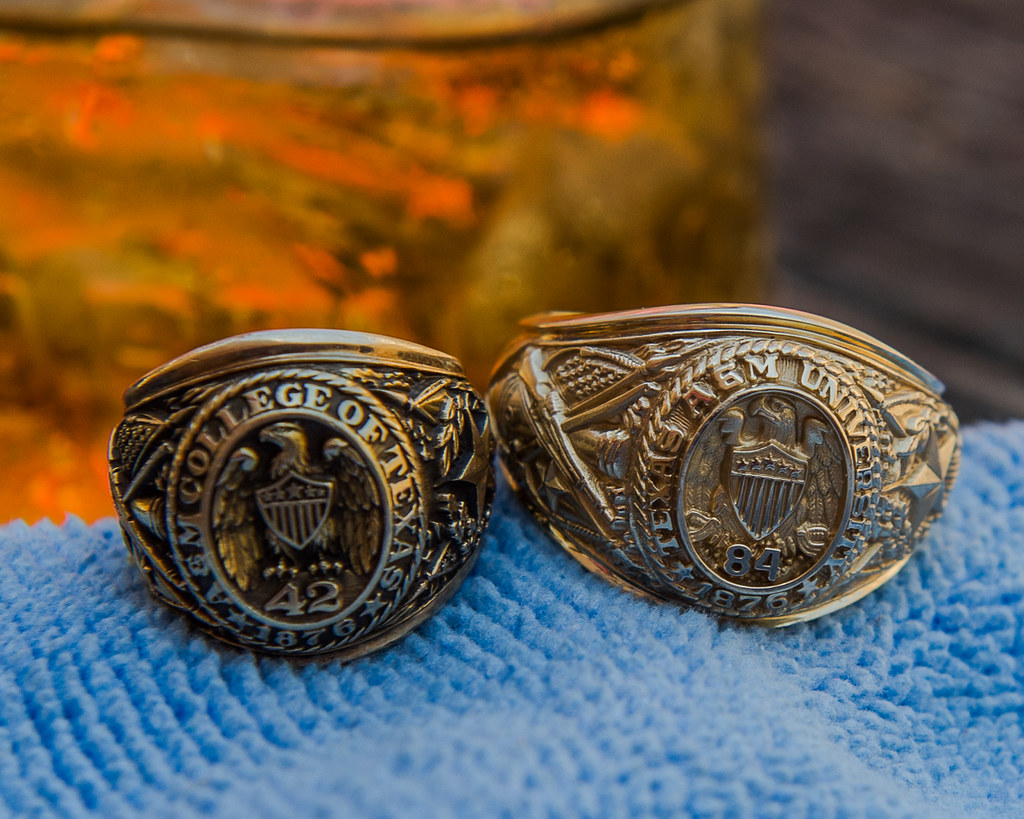 Aggie Ring Day on the Jersey Shore  I recently broke my Cl  Flickr