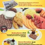 desayunos y almuerzos RESTAURANTE EL ARRIERO - 09sep14