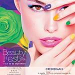 CRESIMAN te inivta al beauty fest 2014