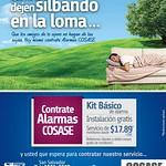 instalacion y monitoreo de ALARMAS de segurtidad COSASE
