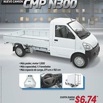 New mini truck pickup CHEVROLET motors - 19ago14