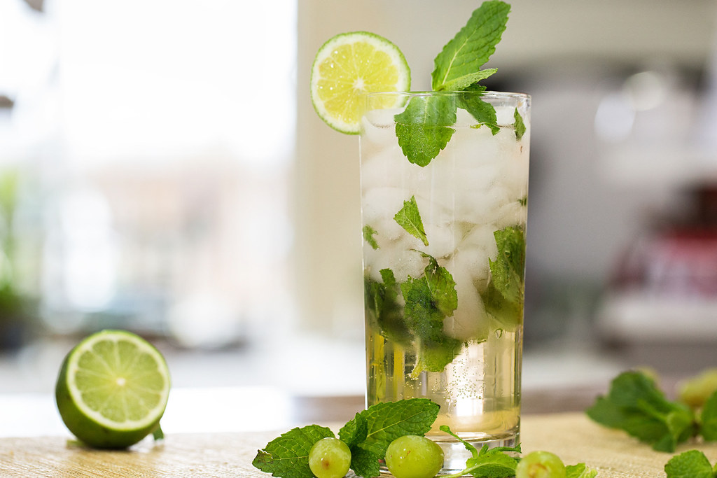 Green Tea Mojito Wwwpersonalcreationscom You Are Free
