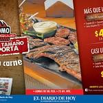 rica y deliciosa corte de carne STEAK HOUSE- 07ago14