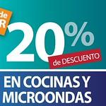 DESCUENTOS  Cocinas y Microondas  sears el salvador - 11sep14