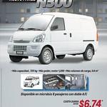 nuevo panel N300 chevrolet motors - 28ago14