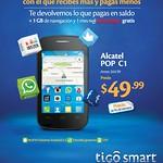 Precio bajo FIN DE SEMANA smartphones TIGO - 22ago14