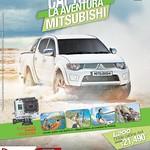 Adventure MITSUBISHI motors pickup