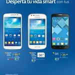 SAMSUNG galaxy trend plus promotion TIGO smart - 14ago14