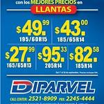 DIPARVEL promociones de independencia  - 08sep14