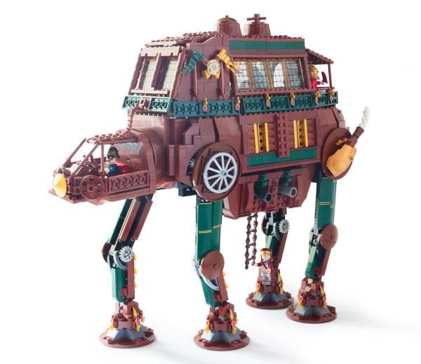 LEGO Star Wars Steampunk