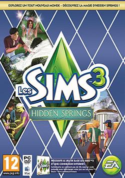 Les Sims 3 Hidden Springs