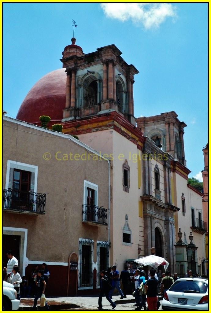 Capilla Santa Casa LoretoGuanajuatoGuanajuatoMxico  Flickr