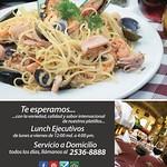 La Bodega Italiana RESTAURANT executive lunch - 05sep14