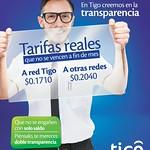 La transparencia en la tarifas TIGO el salvador - 11ago14