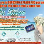 cooperativa de ahorro  credito LA SIHUA - 11ago14