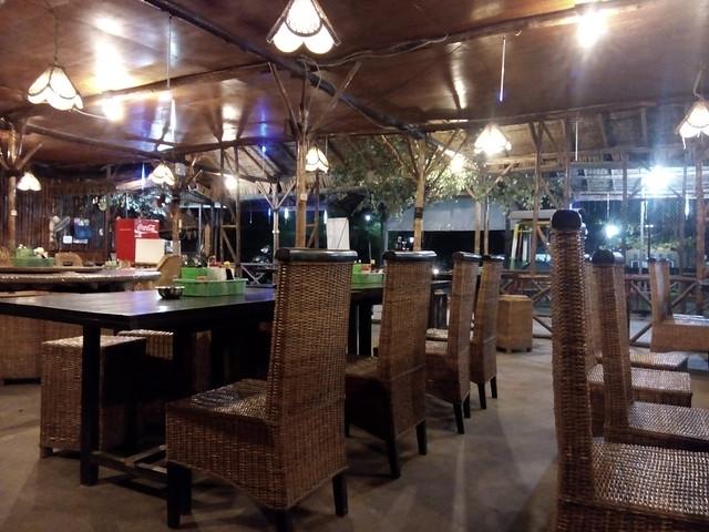 Area dalam Pondok Kayu Manis