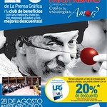 Descuento para ver DR patch adams CLUB LPG - 15ago14