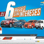 CHEVROLET disocunts line six months TAX free - 14jul14