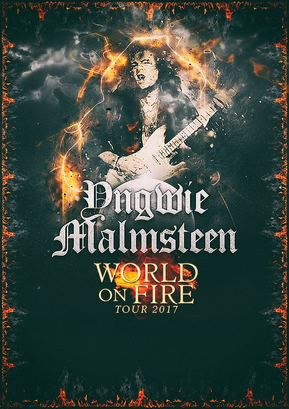 Yngwie Malmsteen at State Theatre