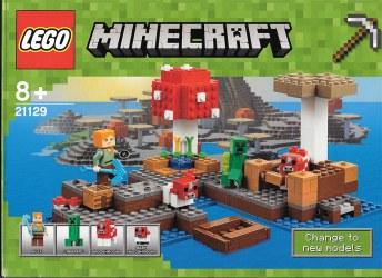 Review: 21129 The Mushroom Island Brickset: LEGO set guide and database
