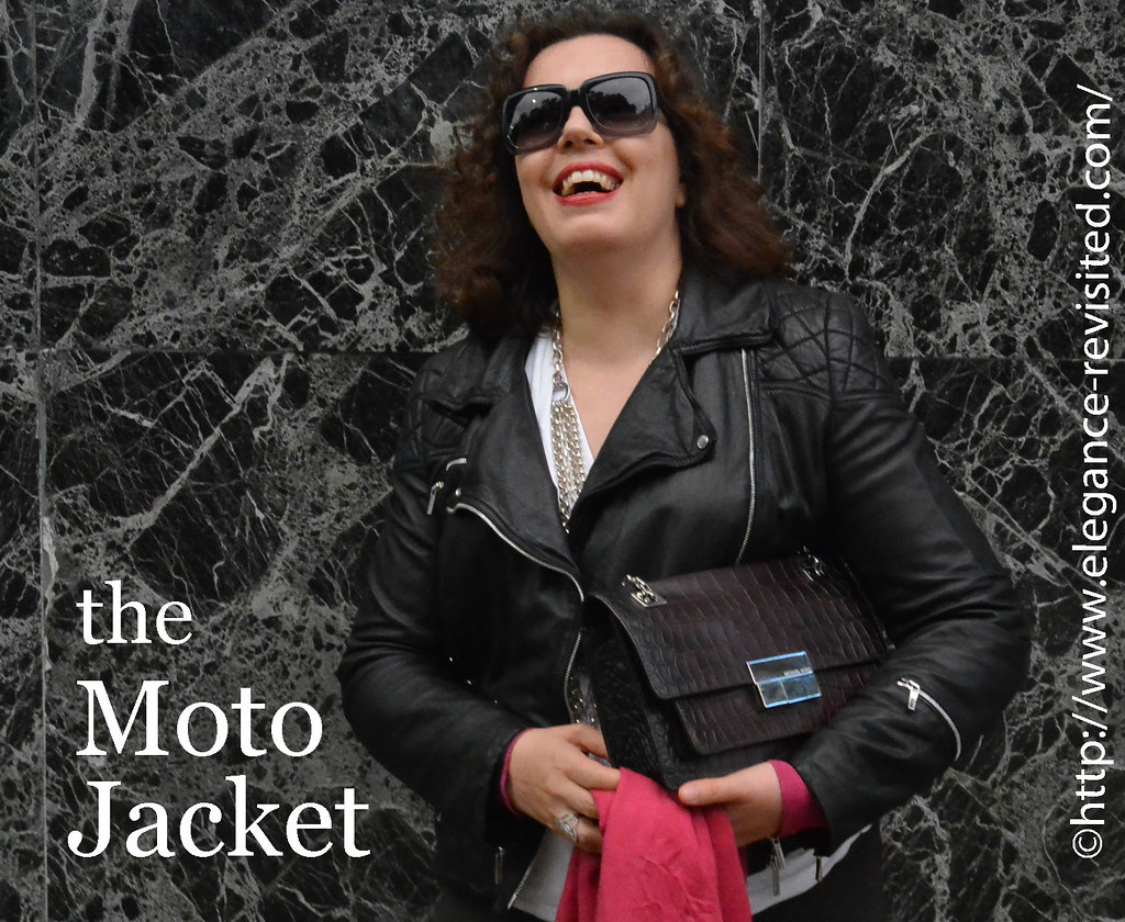 leather jacket over 40