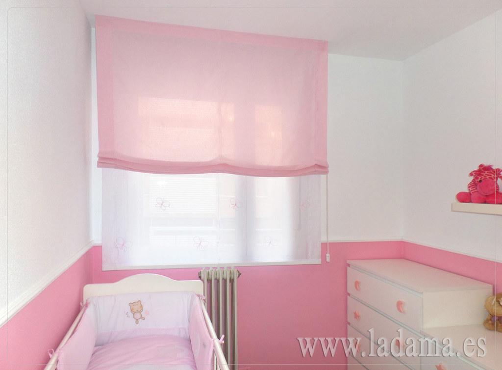 Habitacin infantil Estores paqueto  Ms informacin en