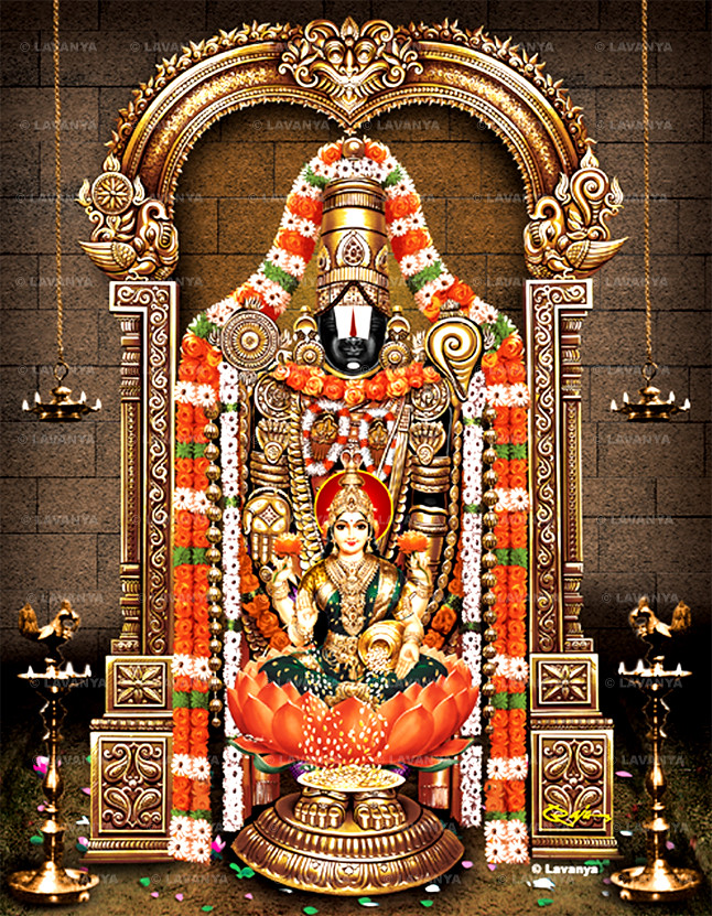 3d Laxmi Wallpaper Album No 40 Balaji Lakshmi Balaji Images Contact Us