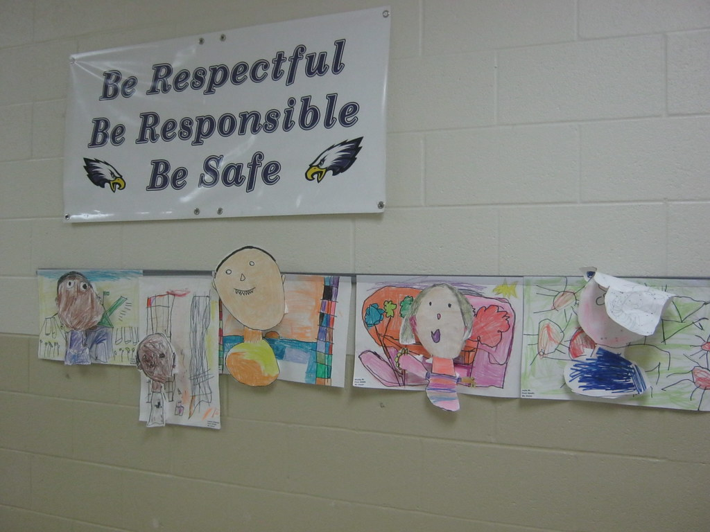 Be Respectful Be Responsible Be Safe At Inglewood Es