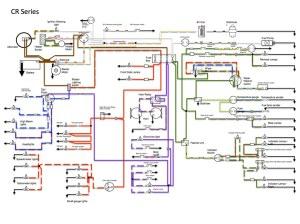 Wiring diagram CR series pic | Matt Taylor | Flickr
