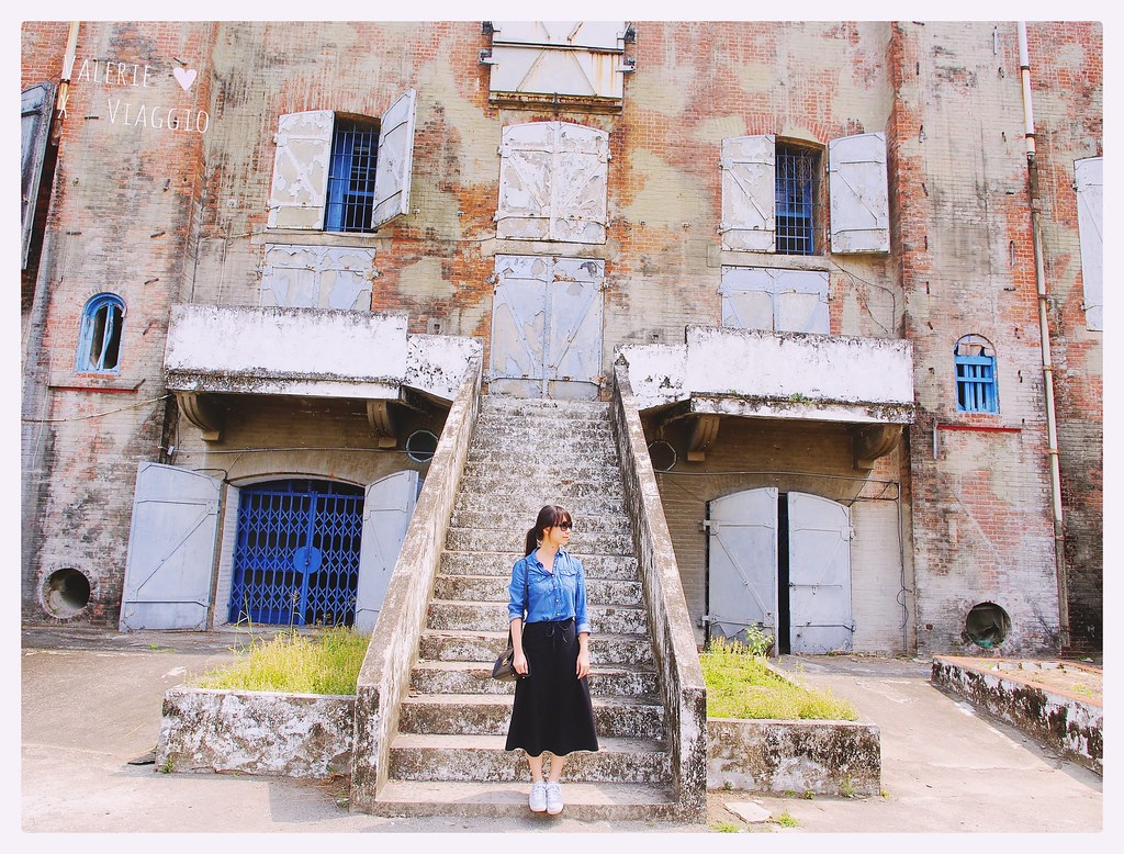 IG,古蹟,日本海軍鳳山無線電信所,高雄景點 @薇樂莉 Love Viaggio | 旅行.生活.攝影