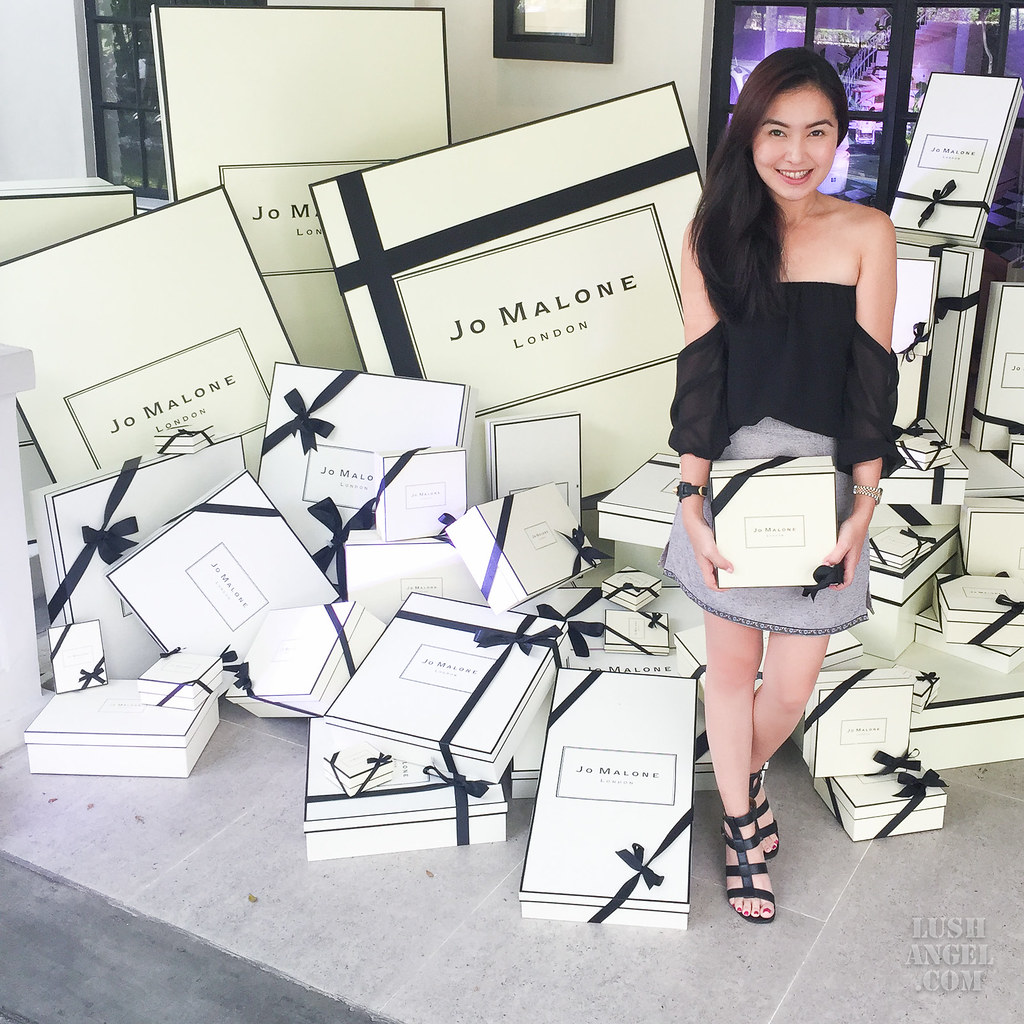 Jo Malone Launches In Manila + Prices