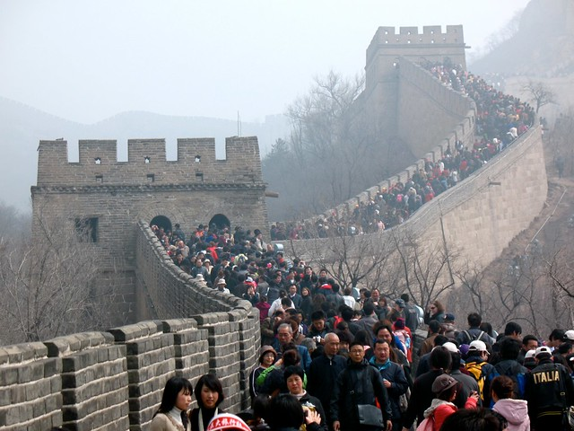 Which Is Best Part Of The Great Wall Of China To Visit