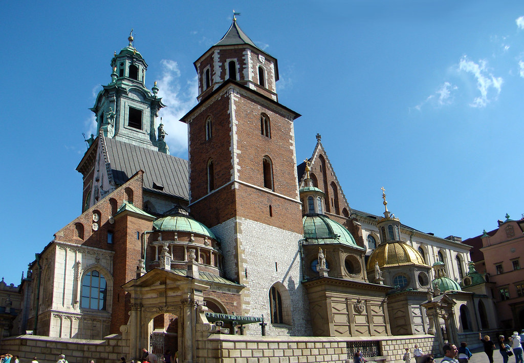 Catedral de Cracovia Polonia 01