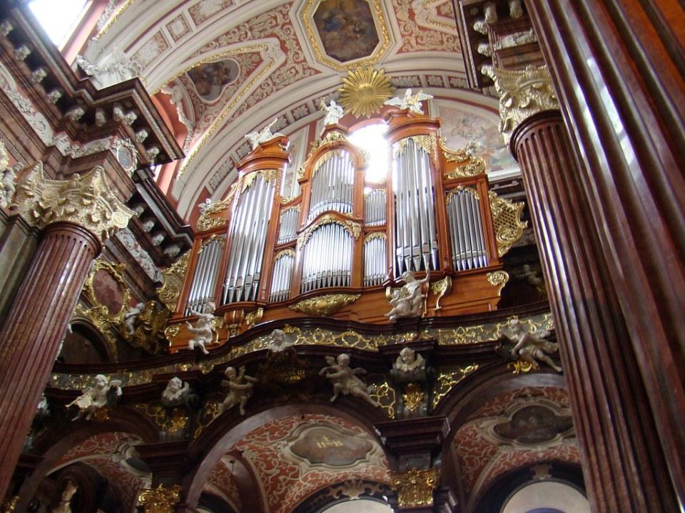 Polonia Iglesia de San Estanislao y Colegio de los Jesuitas Poznan 10