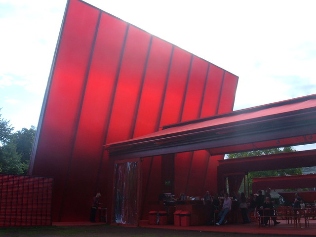 Pabellon Jean Novel Serpentine Gallery