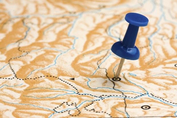 La ruta del viaje de Vuelta al Mundo